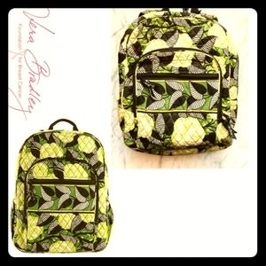 Vera Bradley full size backpack